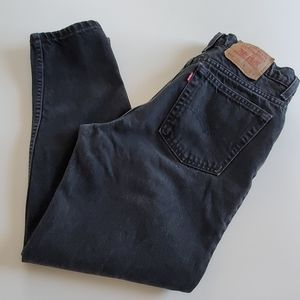 Vintage Levi's 521 jeans 12p (6 today's standard)